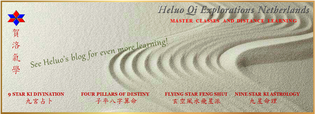 Heluo Hill Feng Shui - Four Pillars of Destiny - 9 Star Ki studies