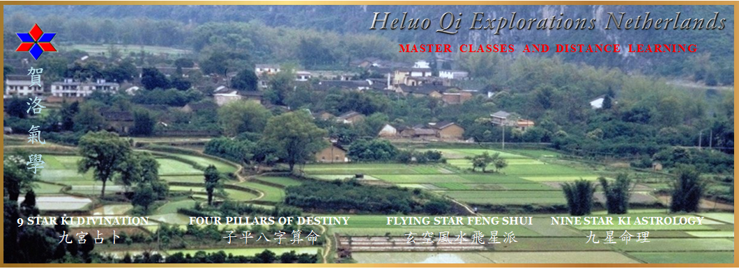 Heluo Hill Feng Shui and Four Pillars of Destiny study tour Asia Taiwan - China