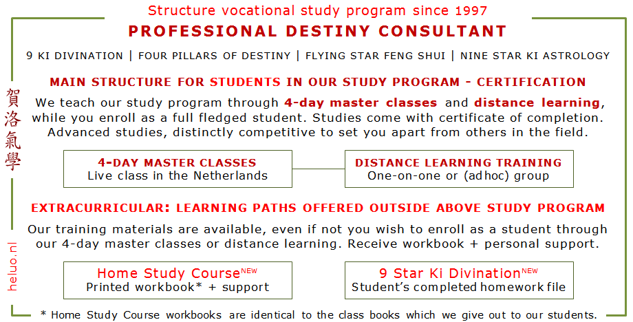Heluo Hill study program master classes and distance learning